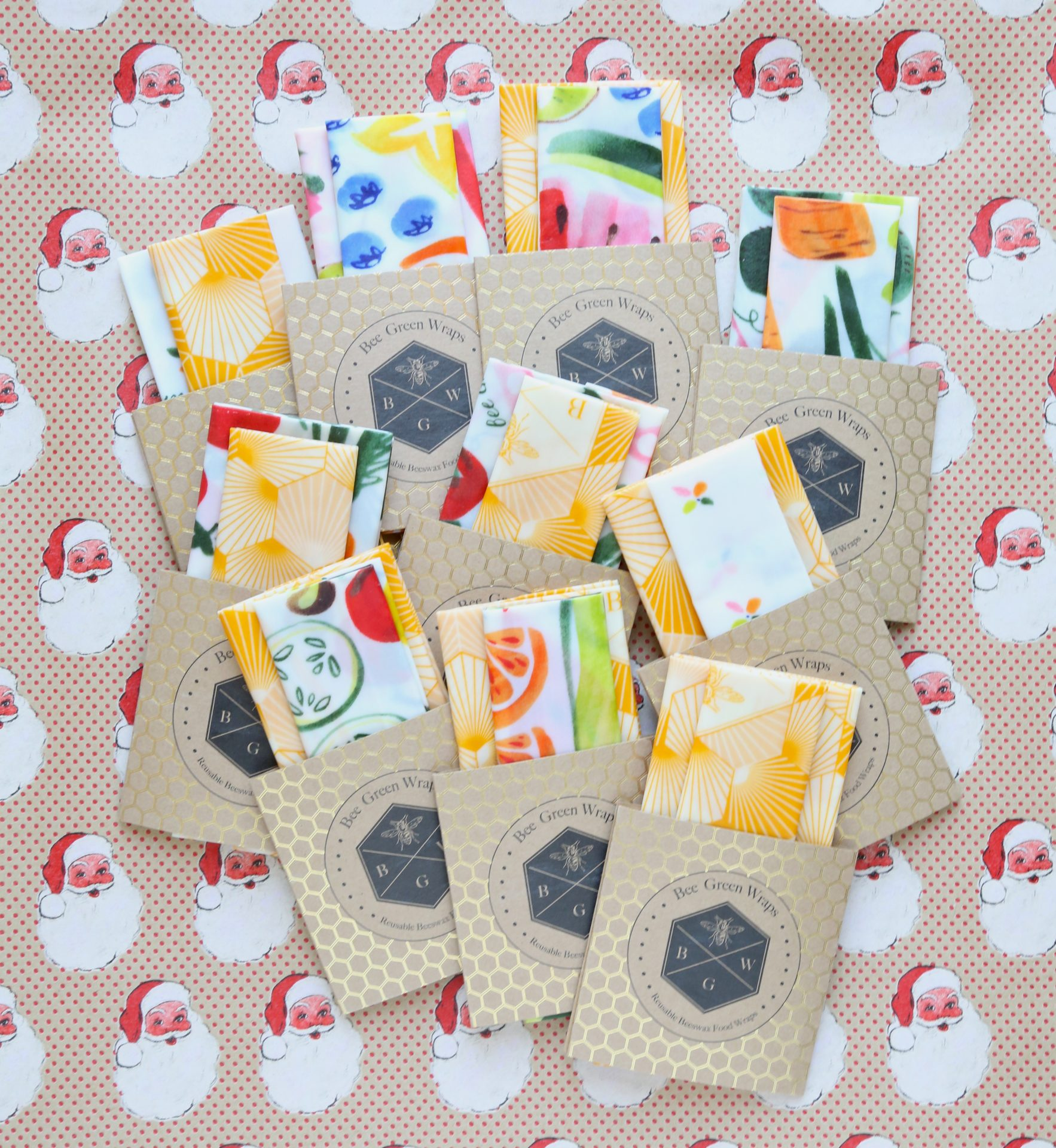 10 X Lunch Set – Christmas Bundle