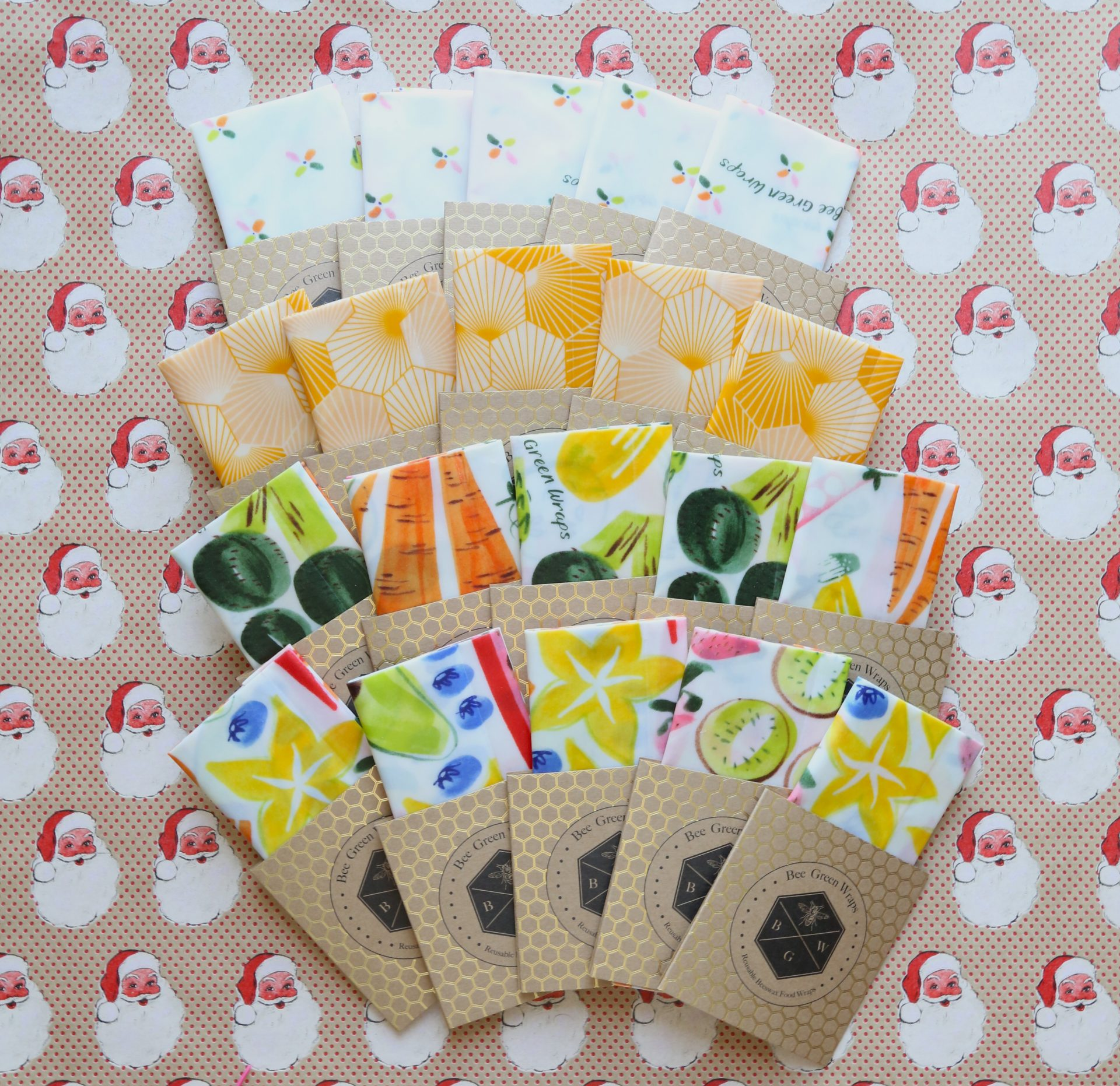 20 X Large Wraps – Christmas Bundle.